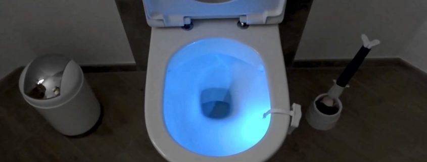 Toiletten-Leuchtfeuer